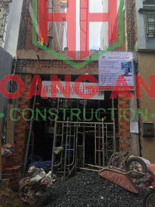 Dịch vụ xây nhà trọn gói quận 4