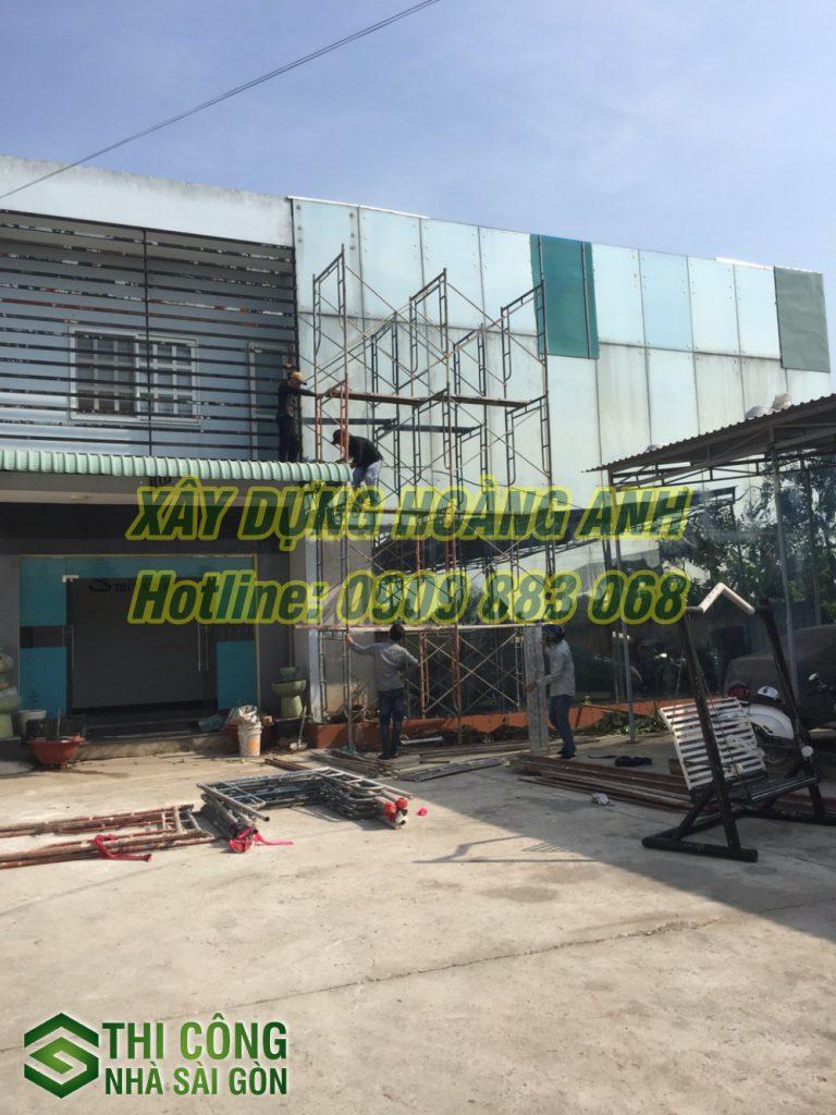 Dịch vụ sửa nhà quận 3 TP HCM