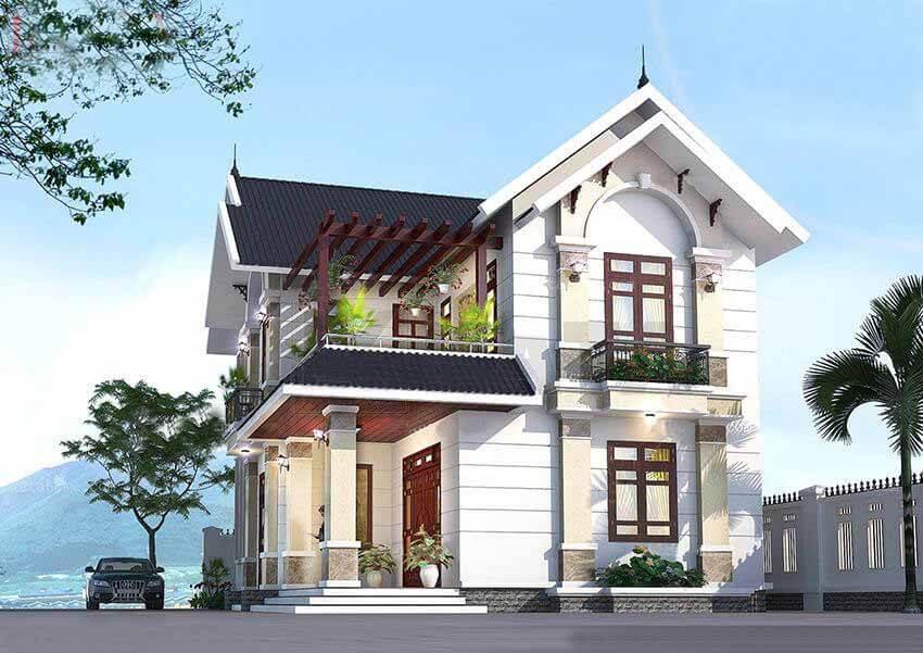mẫu thiết kế nhà đẹp 1
