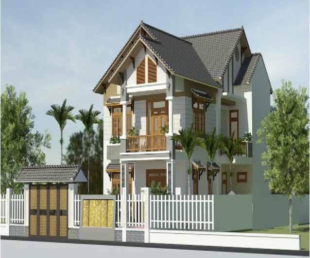mẫu thiết kế nhà đẹp 11