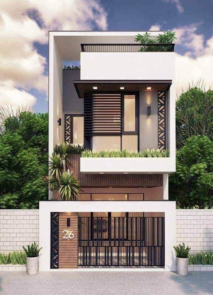 mẫu thiết kế nhà đẹp 2