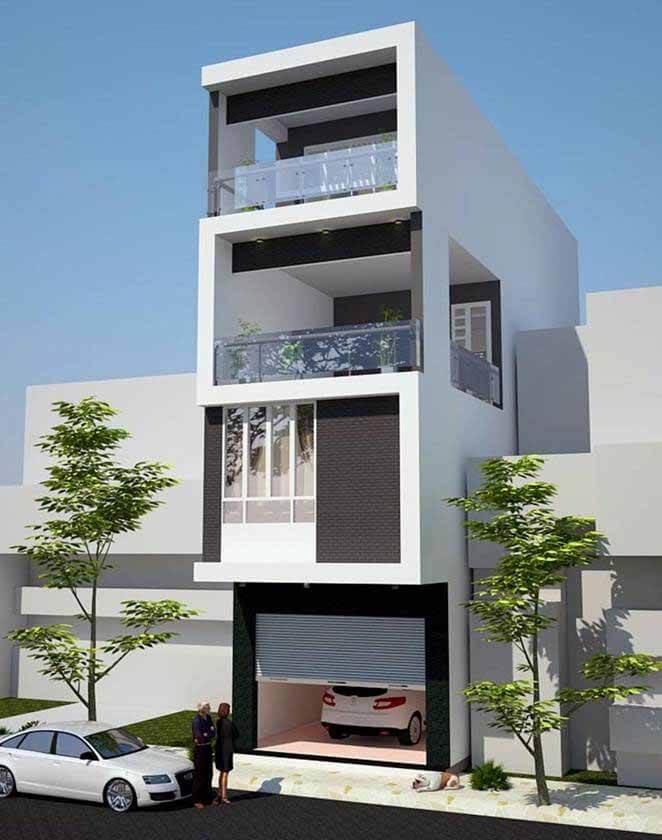 mẫu thiết kế nhà đẹp 4