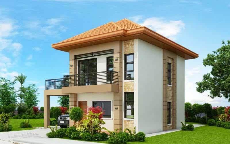 mẫu thiết kế nhà đẹp 6