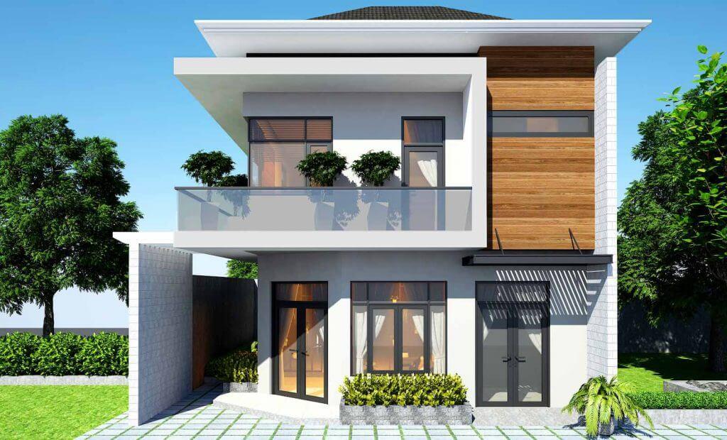mẫu thiết kế nhà đẹp 8