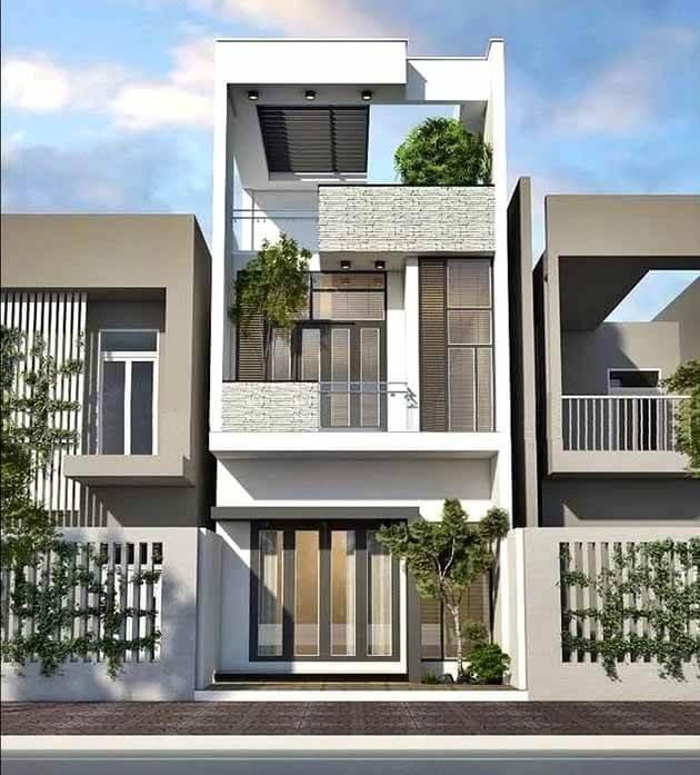 mẫu thiết kế nhà đẹp 9