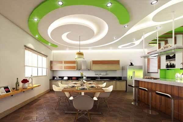 thạch cao để trang trí trần nhà