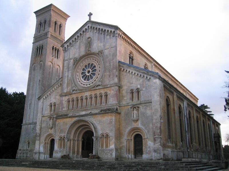 kiến trúc roman hcm